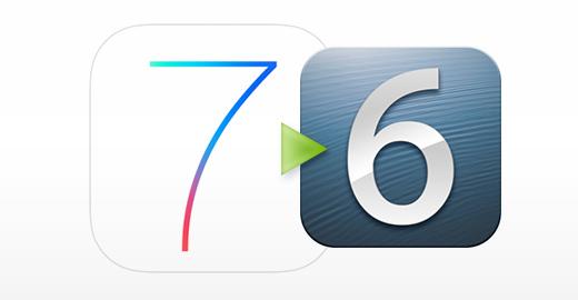 Eliminare iOS 7