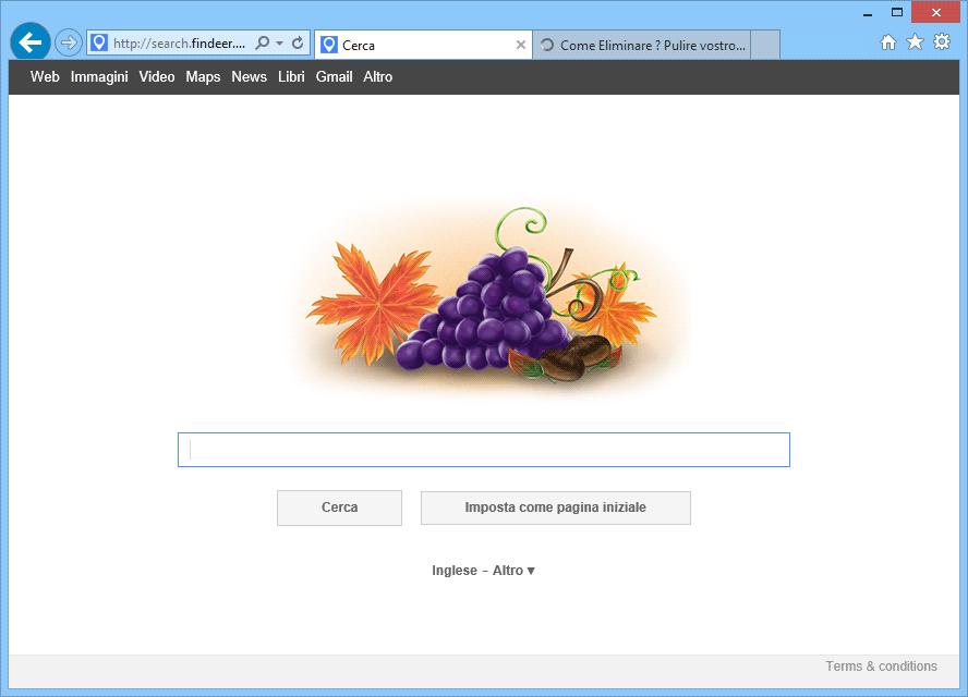 eliminare-search-findeer-com
