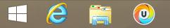 unicobrowser barra applicazioni