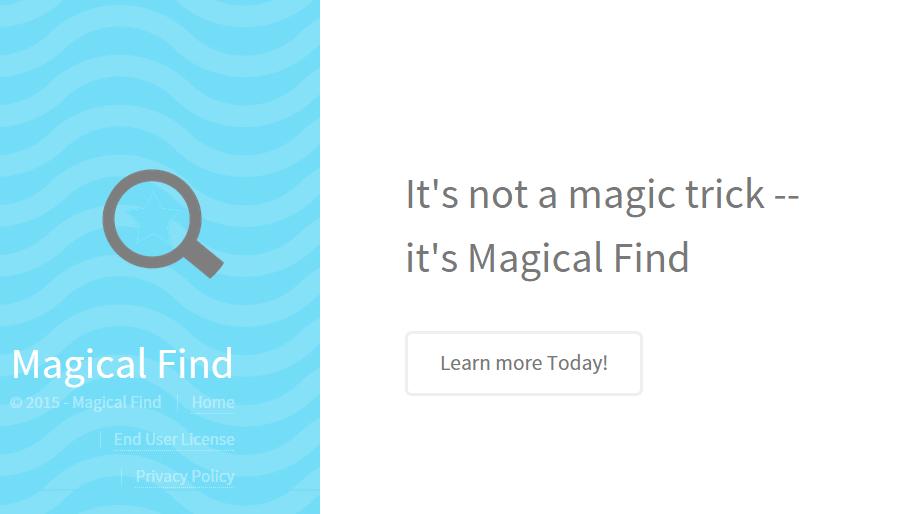 magical find