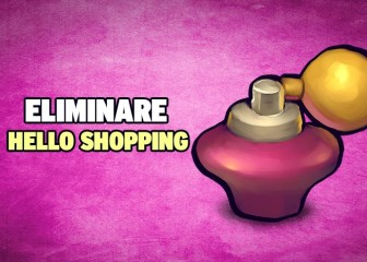 eliminare hello shopping