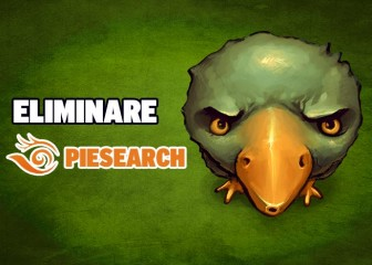 eliminare piesearch